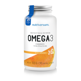 Omega 3 - 90 kapszula - VITA - Nutriversum