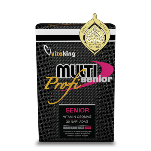 Vitaking - Multi Senior Profi Vitamincsomag