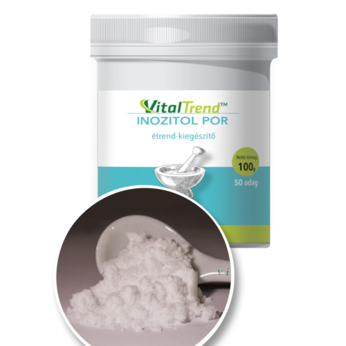 Vitaltrend  - Inozitol (myo-Inozitol) por-100 g