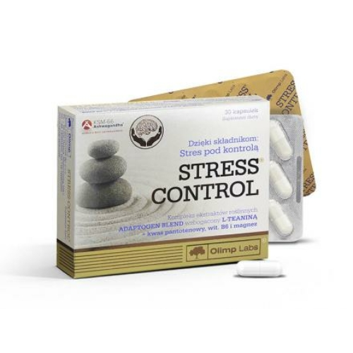 Olimp Labs® Stress control kapszula