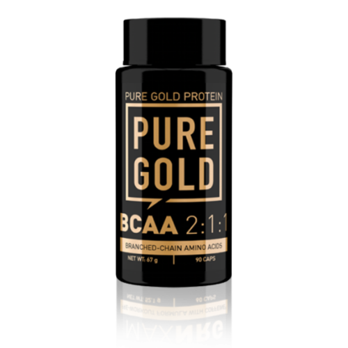 BCAA 2:1:1 aminosav kapszula - 90 caps